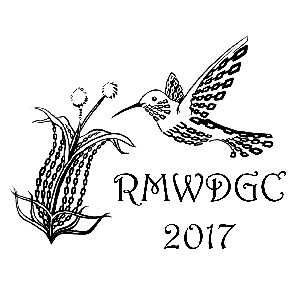 2017 Rocky Mountain Women's Disc Golf Championships  logo