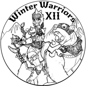 Winter Warriors XII - Edora logo