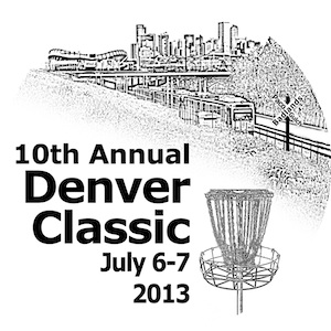 10th Annual Denver Classic logo