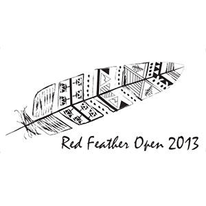 Red Feather Open logo