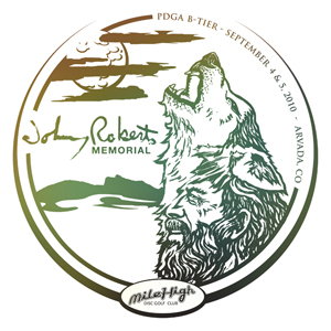 Johnny Roberts Memorial logo