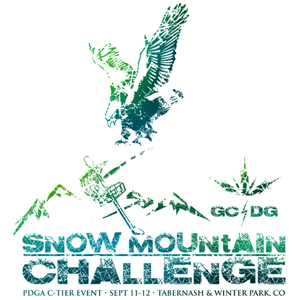 7th Annual Snow Mountain Challenge logo