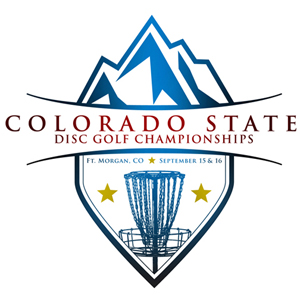 Colorado Disc Golf Championships Am Pool logo