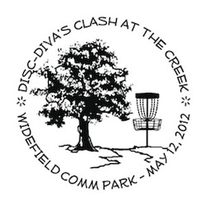 Disc Diva's Clash at the Creek - A Women's Global Event logo
