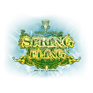 10th Spring Fling - All Professional Divisions logo