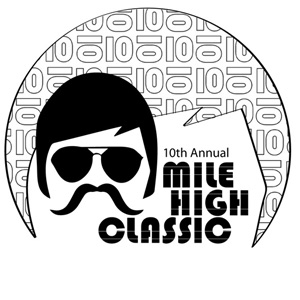 10th Annual Mile High Classic- AM POOL logo