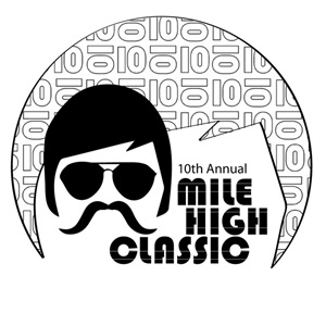 10th Annual Mile High Classic- PRO POOL logo