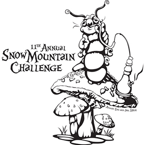 Snow Mountain Challenge logo