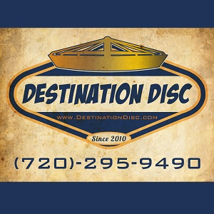 Destination Disc Golf